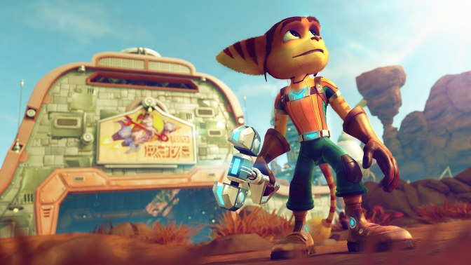 PS4 – Ratchet & Clank review