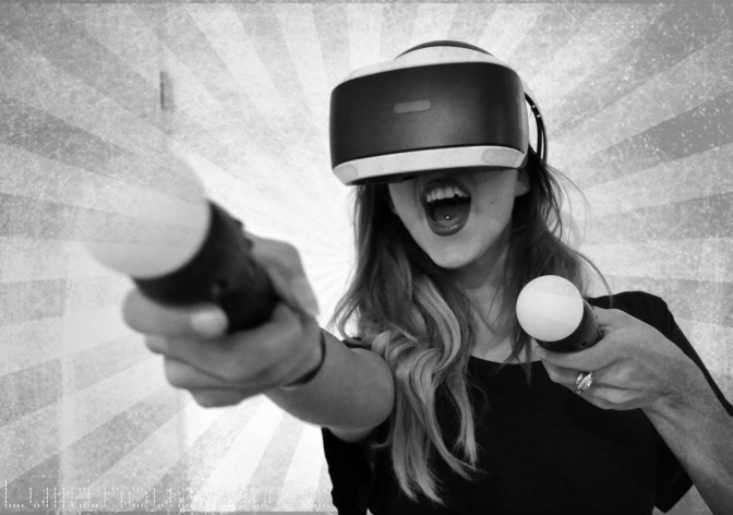 Playstation VR extended first experience